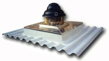 eclairage z nithal en toiture et lanterneaux pour. Black Bedroom Furniture Sets. Home Design Ideas